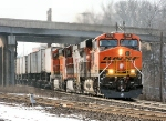 BNSF 7628